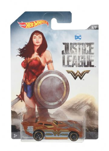 Hot Wheels DC Justice League Maximum Leeway